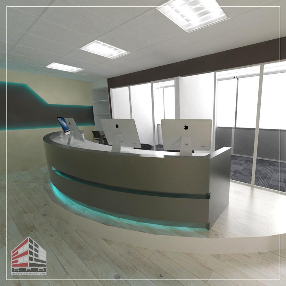 Office Renovation, Fit Out And Interior Services BGC