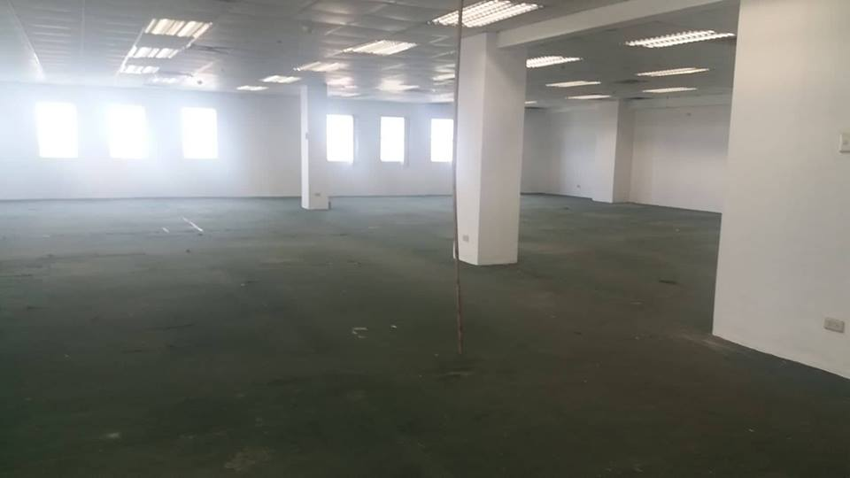 For Lease BPO Office Space For Rent Quezon City 1,106 sqm