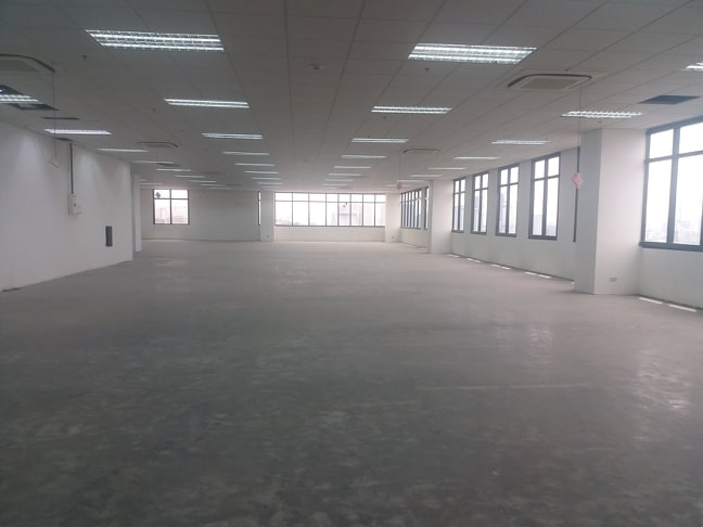 For Lease BPO Office Space For Rent, Quezon City 2,513 sqm