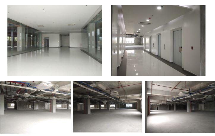 Building for Rent Lease Office Space Taguig City for POGO Online Gaming Rent 20,000 sqm
